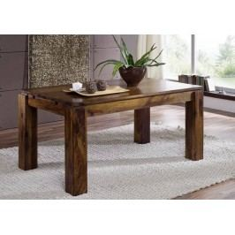 BIG Masívny indický palisander, jedálenský stôl 140-220x90 #157