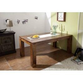 BIG Sheesham jedálenský stôl 160x100 , masívne palisandrové drevo