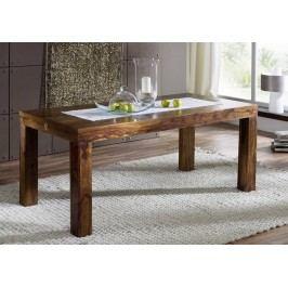 CUBUS Sheesham jedálenský stôl 220x100 , masívne palisandrové drevo