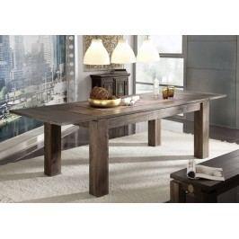 Masívny indický palisander, jedálenský stôl 140-220x90