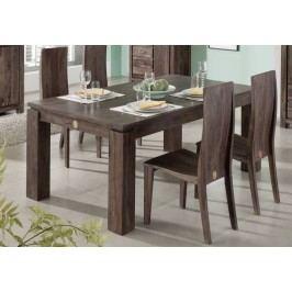 Masívny indický palisander, jedálenský stôl 180x100
