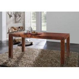CUBUS  Koloniálny jedálenský stôl 140x90 masívna akácia
