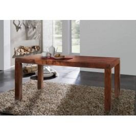 CUBUS  Koloniálny jedálenský stôl 180x90 masívne akáciové drevo