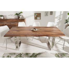 Bighome - Jedálenský stôl MAMUT II 200 cm - prírodná