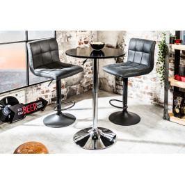 Bighome - Barový stôl MODE - čierna