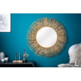 Bighome - Zrkadlo SUN L - zlatá