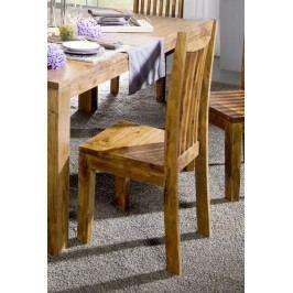 KOLINS stolička akácia, medová