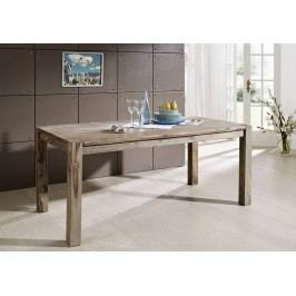 Masívny indický palisander, jedálenský stôl 180x90