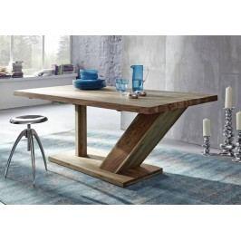 NATURAL stôl 220x100 prírodný olejovaný indický palisander
