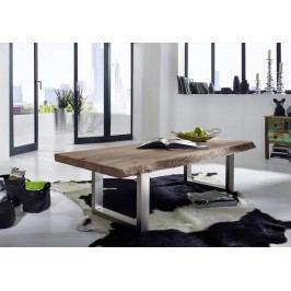 konferenčný stolík akáciový nábytok