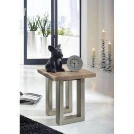 nočný stolík akáciový nábytok