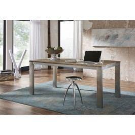 Masívny indický palisander, jedálenský stôl 198x100
