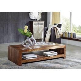 Sheesham konferenčný stolík, masívne palisandrové drevo