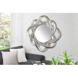 Zrkadlo na stenu ANDLES - strieborná
