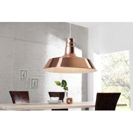 Závesná lampa LUKA 45 cm - medená