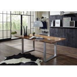 stôl 180x100 cm, masívna akácia