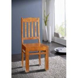 HONEY jedálenská stolička, akácia #016