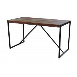 Stôl JAVA 165 cm - hnedá