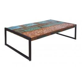 Konferenčný stolík JAVA 115 cm - hnedá