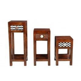 Barová stolička NYBO 90 cm - viacfarebná