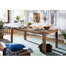 MONTREAL#124Jedálenský stôl 160x90cm, indický palisander