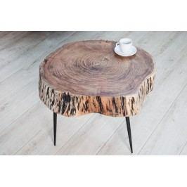 Konferenčný stolík GOASS 60cm - prírodná
