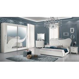 Spálňa GOSELLE - biela