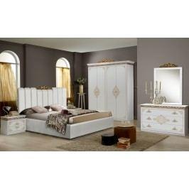 Spálňa SAPHI - biela
