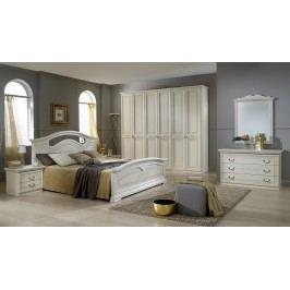 Spálňa ANNO - biela