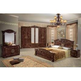 Spálňa ROMI - hnedá