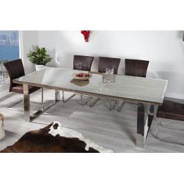 Jedálenský stôl BARACUDA 180 cm - hnedá