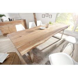 Stôl MAMMOT 200 cm - hnedá