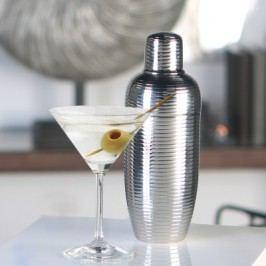 Cocktailshaker GELANO - strieborná