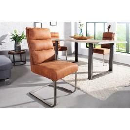 Stolička COMFART - svetlá hnedá