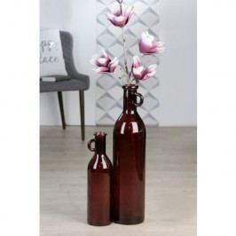 Váza FAMIK 50 cm - hnedá