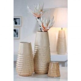 Váza NATUR, 40 cm - hnedá