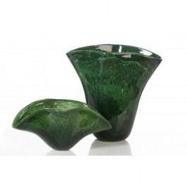 Váza JONG 33 cm - zelená