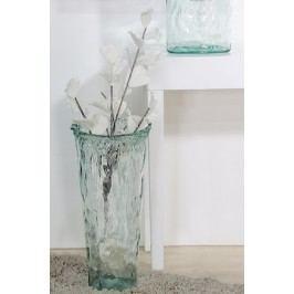 Váza FLARER 50 cm - číra