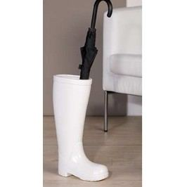 Stojan na dáždnik AMELAND - biela