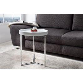 Konferenčný stolík MODUL 40 cm - biela