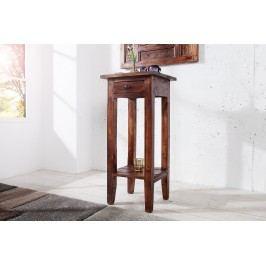 Príručný stolík HEMINGWAY - hnedá
