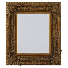Barokové zrkadlo WIGA - zlatá