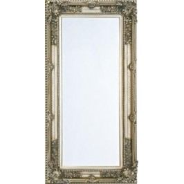Barokové zrkadlo DINARD - strieborná