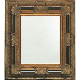 Zrkadlo NUMERO - hnedá