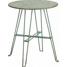 Záhradný stolík BELLE - zelená