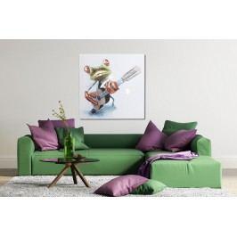 Obraz POPA - viacfarebná