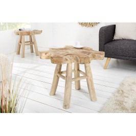 Konferenčný stolík RET, 50 cm - prírodná