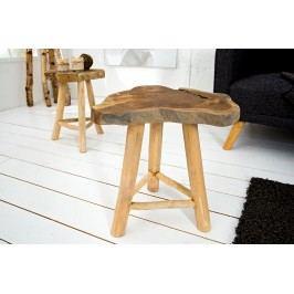 Konferenčný stolík RET, 45 cm - hnedá