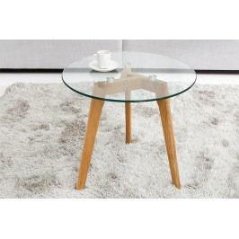 Konferenčný stolík SCANDINAVIANA 60 cm - prírodná