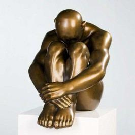 Dizajnová socha HERM